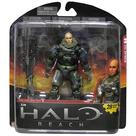 Halo 2 - Reach Series 6 Jun Unhelmeted Action Figure