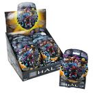 Halo 2 - Mega Bloks Micro Figures Series 6 Double Display Box