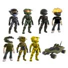Halo 2 - Series 1 Xbox Live Avatar Mini Figures Random 3-Pack