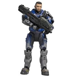 Halo 2 - Reach Series 5 Carter Unhelmeted Action Figure