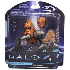 Halo 2 - 4 Series 1 Storm Grunt Action Figure