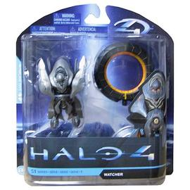 Halo 2 - 4 Series 1 Watcher Action Figure