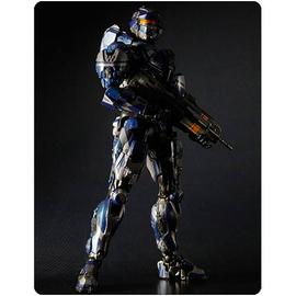 Halo 2 - 4 Spartan Warrior Play Arts Kai Action Figure