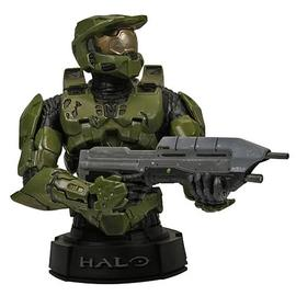 Halo 2 - 3 Green Master Chief Mini-Bust