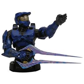 Halo 2 - 3 Blue Master Chief Mini-Bust