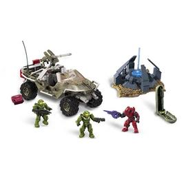 Halo 2 - Mega Bloks UNSC Marine Warthog Resistance Vehicle