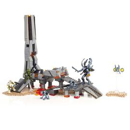 Halo 2 - Mega Bloks Cauldron Clash Playset