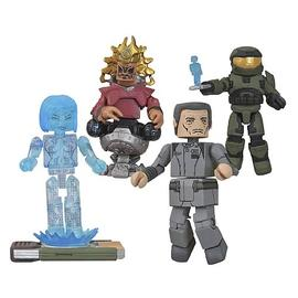 Halo 2 - Series 4 Minimates Box Set