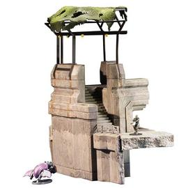 Halo 2 - Micro Ops High Ground Tower and Spartan