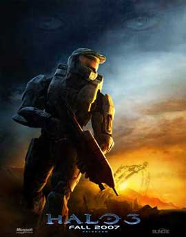 Halo 3 - 27 x 40 Movie Poster - Style B