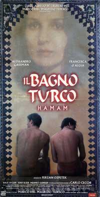Hamam - 13 x 28 Movie Poster - Italian Style A