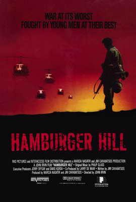 Hamburger Hill - 27 x 40 Movie Poster - Style B