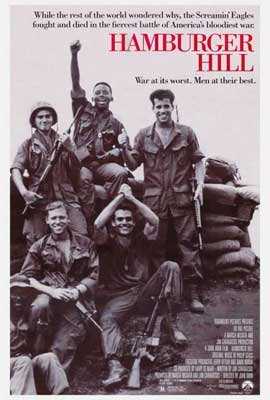 Hamburger Hill - 27 x 40 Movie Poster - Style C