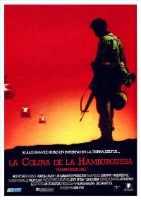 Hamburger Hill - 11 x 17 Movie Poster - Spanish Style A