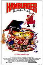 Hamburger. . .The Motion Picture - 11 x 17 Movie Poster - Style B