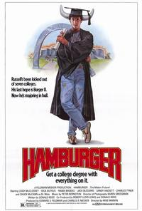 Hamburger. . .The Motion Picture - 27 x 40 Movie Poster - Style A