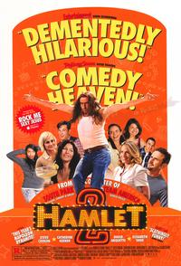 Hamlet 2 - 43 x 62 Movie Poster - Bus Shelter Style B