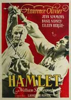 Hamlet - 11 x 17 Movie Poster - French Style A