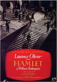Hamlet - 11 x 17 Poster - Foreign - Style A