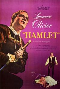 Hamlet - 11 x 17 Movie Poster - Style A