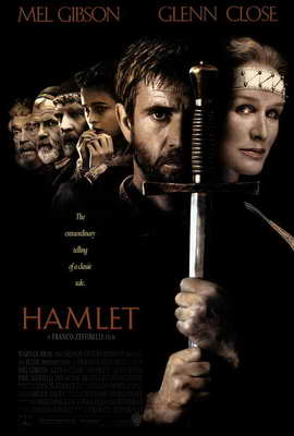 Hamlet - 27 x 40 Movie Poster - Style A