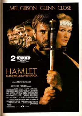Hamlet - 27 x 40 Movie Poster - Spanish Style B