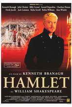 Hamlet - 27 x 40 Movie Poster - Style B