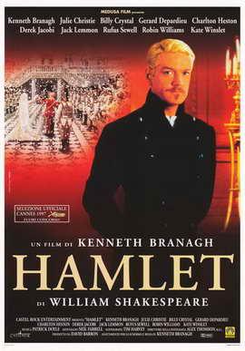 Hamlet - 11 x 17 Movie Poster - Style B