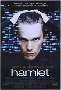 Hamlet - 43 x 62 Movie Poster - Bus Shelter Style A