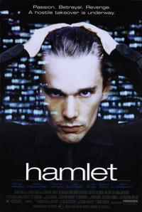 Hamlet - 11 x 17 Movie Poster - Style A - Museum Wrapped Canvas