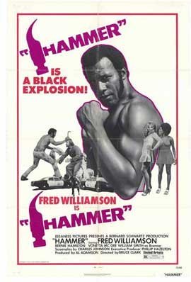 Hammer - 11 x 17 Movie Poster - Style A