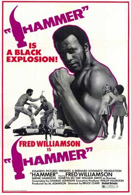 Hammer - 27 x 40 Movie Poster - Style A