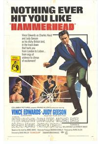 Hammerhead - 11 x 17 Movie Poster - Style A