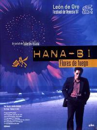 Hana-bi - 11 x 17 Movie Poster - Spanish Style A