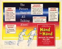 Hand in Hand - 22 x 28 Movie Poster - Half Sheet Style B