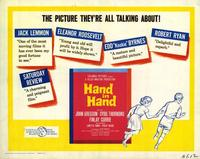 Hand in Hand - 22 x 28 Movie Poster - Half Sheet Style A