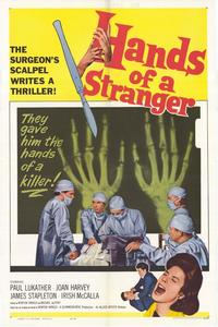 Hands of a Stranger - 27 x 40 Movie Poster - Style A