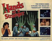 Hands of a Stranger - 22 x 28 Movie Poster - Half Sheet Style A