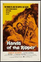 Hands of the Ripper - 27 x 40 Movie Poster - UK Style A
