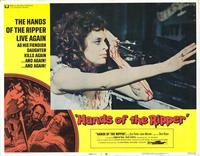 Hands of the Ripper - 11 x 14 Movie Poster - Style A