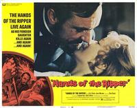 Hands of the Ripper - 11 x 14 Movie Poster - Style B