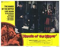 Hands of the Ripper - 11 x 14 Movie Poster - Style D