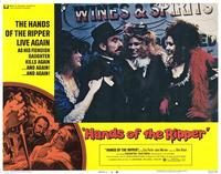 Hands of the Ripper - 11 x 14 Movie Poster - Style F
