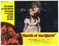 Hands of the Ripper - 11 x 14 Movie Poster - Style C