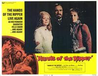 Hands of the Ripper - 11 x 14 Movie Poster - Style G