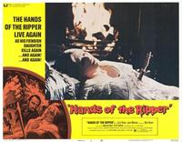 Hands of the Ripper - 11 x 14 Movie Poster - Style H