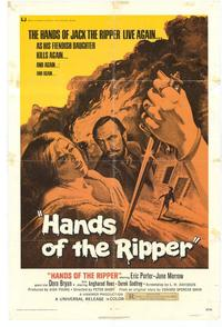 Hands of the Ripper - 27 x 40 Movie Poster - Style A