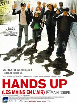 Hands Up - 11 x 17 Movie Poster - Style A