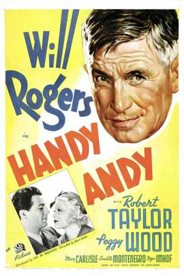 Handy Andy - 27 x 40 Movie Poster - Style A
