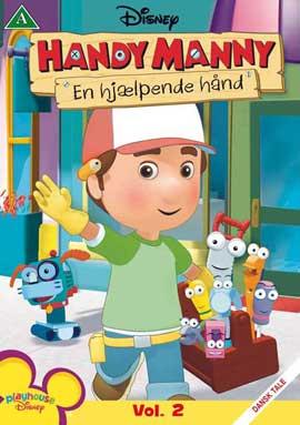 Handy Manny - 11 x 17 Movie Poster - Danish Style B